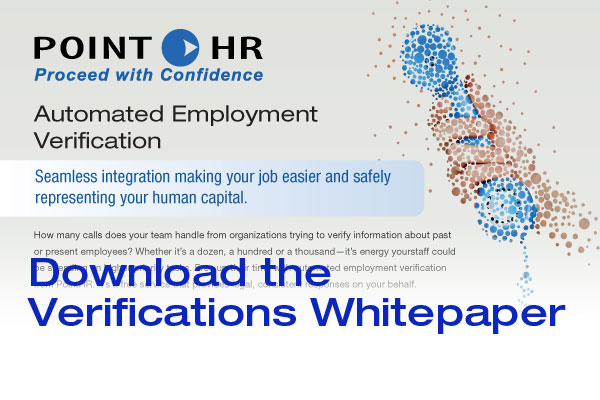 Download Employment verification white paper